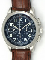 We buy Zenith El Primero Hand Wound Chronograph watches