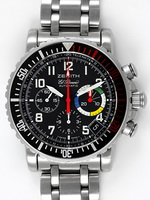 We buy Zenith Rainbow Flyback Chronograph 'El Primero' watches